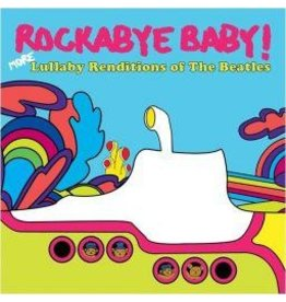 ecobaby Rockabye Baby! More Lullaby Renditions of The Beatles