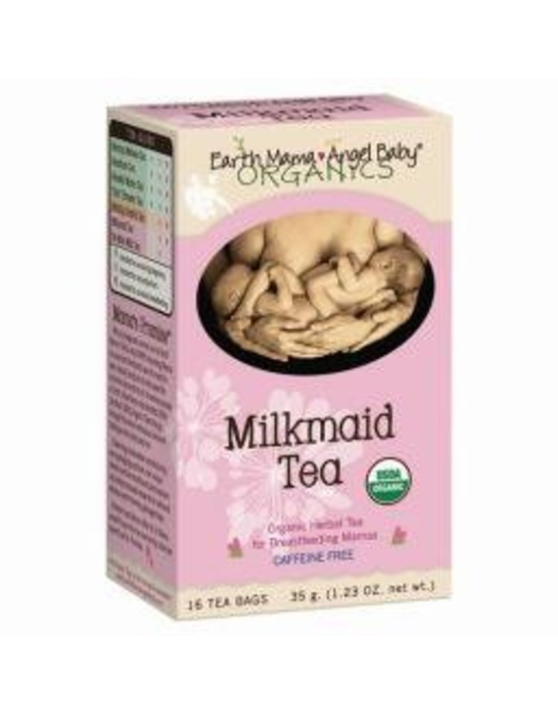 Earth Mama Angel Baby Milkmaid Tea (16 tea bags / box)