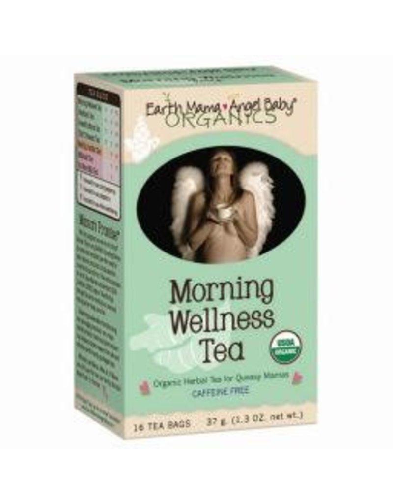 Earth Mama Angel Baby Morning Wellness Tea  (16 tea bags / box)
