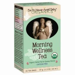 Earth Mama Angel Baby Morning Wellness Tea  (16 tea bags / box)