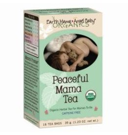 Earth Mama Angel Baby Peaceful Mama Tea (16 Bags)