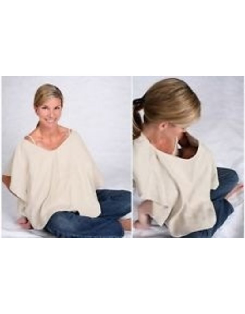 "L'ovedbaby Nursing Shawl - ""Grand Sand"""