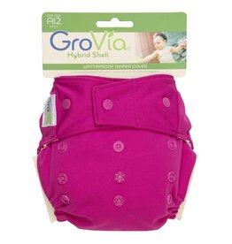 GroVia GroVia snap shell - Lotus