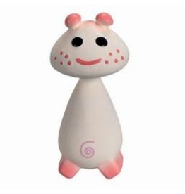 Calisson Chan Pie Gnon Teether, Pink
