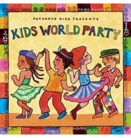 ecobaby Putumayo Kids - Kids World Party