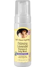 Earth Mama Angel Baby Calming Lavender Shampoo & Body Wash (5.3 oz.)