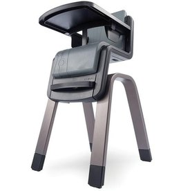 NUNA Nuna - ZAAZ High Chair - Pewter