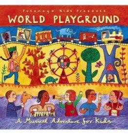 ecobaby Putumayo Kids - Animal Playground