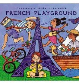 ecobaby Putumayo Kids - French Playground