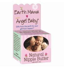 Earth Mama Angel Baby Earth Mama Angel Baby: Natural Nipple Butter ( 2 fl. oz.)