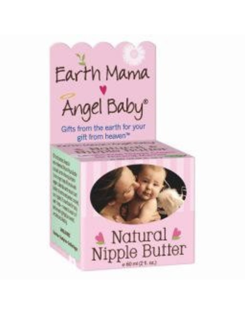 Earth Mama Angel Baby Natural Nipple Butter ( 2 fl. oz.)