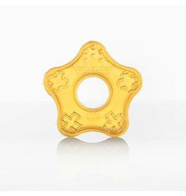 Natursutten Natursutten - Natural Rubber Teether Toy Star