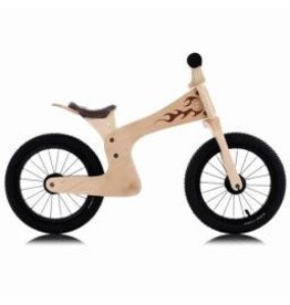 ecobaby Early Rider Evolution Bike - Natural - 3 1/2 - 6 Years