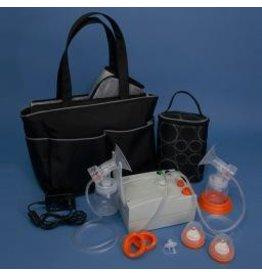 ecobaby Hygeia - EnJoye - LBI Breast Pump Internal Battery - Black Bag