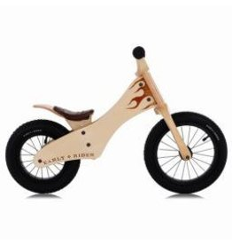 ecobaby Early Rider Classic Bike - Natural - 2 - 5 Years
