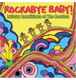 ecobaby Rockabye Baby! Lullaby Renditions of The Beatles