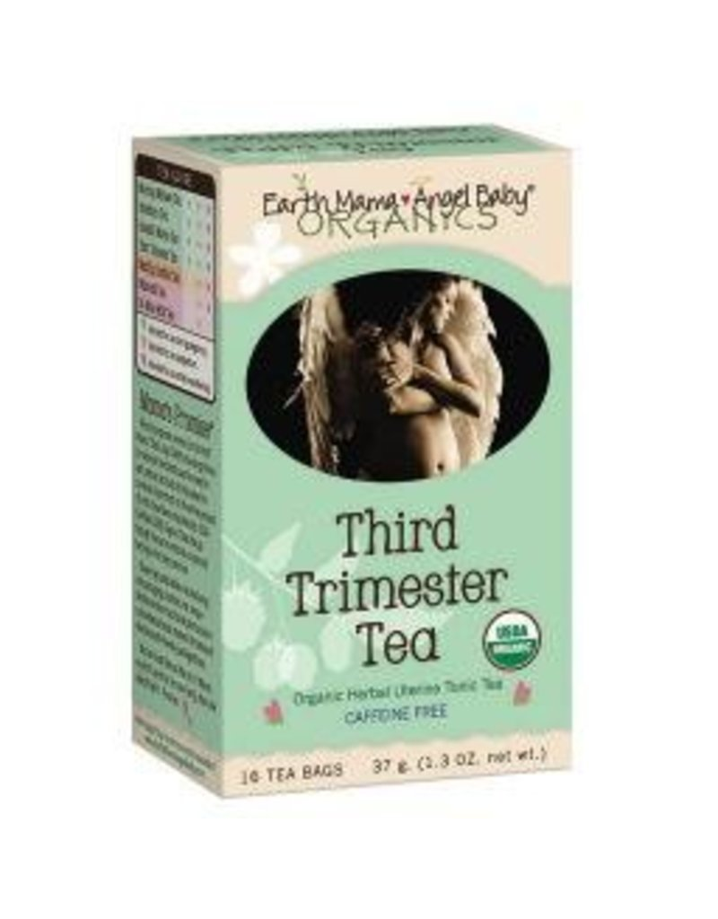 Earth Mama Angel Baby Mama-To-Be Tea Sampler (16 tea bags / box)