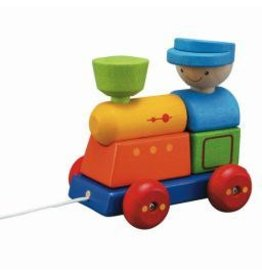 ecobaby Plantoys Sorting Train