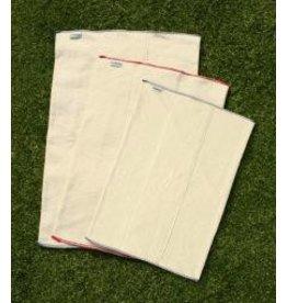 Baby Kicks Baby Kicks - Organic Cotton/Hemp Prefold - Med (12-20lbs)