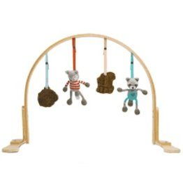 Finn + Emma Finn + Emma Play Gym, Hipster, Light<br />