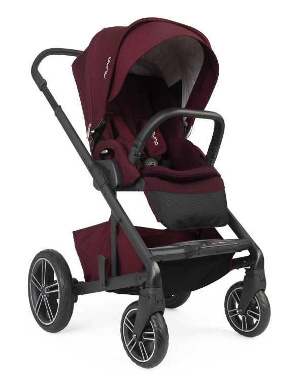 NUNA MIXX2 Stroller - Berry