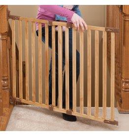 KidCo KidCo -Angle Mount Wood - Safety Gate