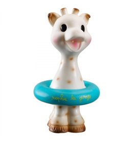 Vulli Sophie the Giraffe Bath Toy,Blue