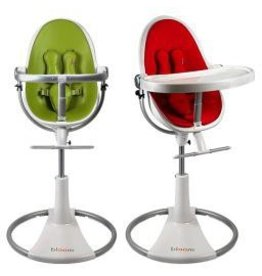 Bloom Baby Bloom Baby Fresco Chrome White base Chair
