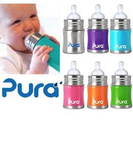 Pura Pura- Stainless Steel Bottle 5oz