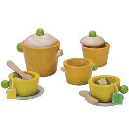 Plantoys Tea Set