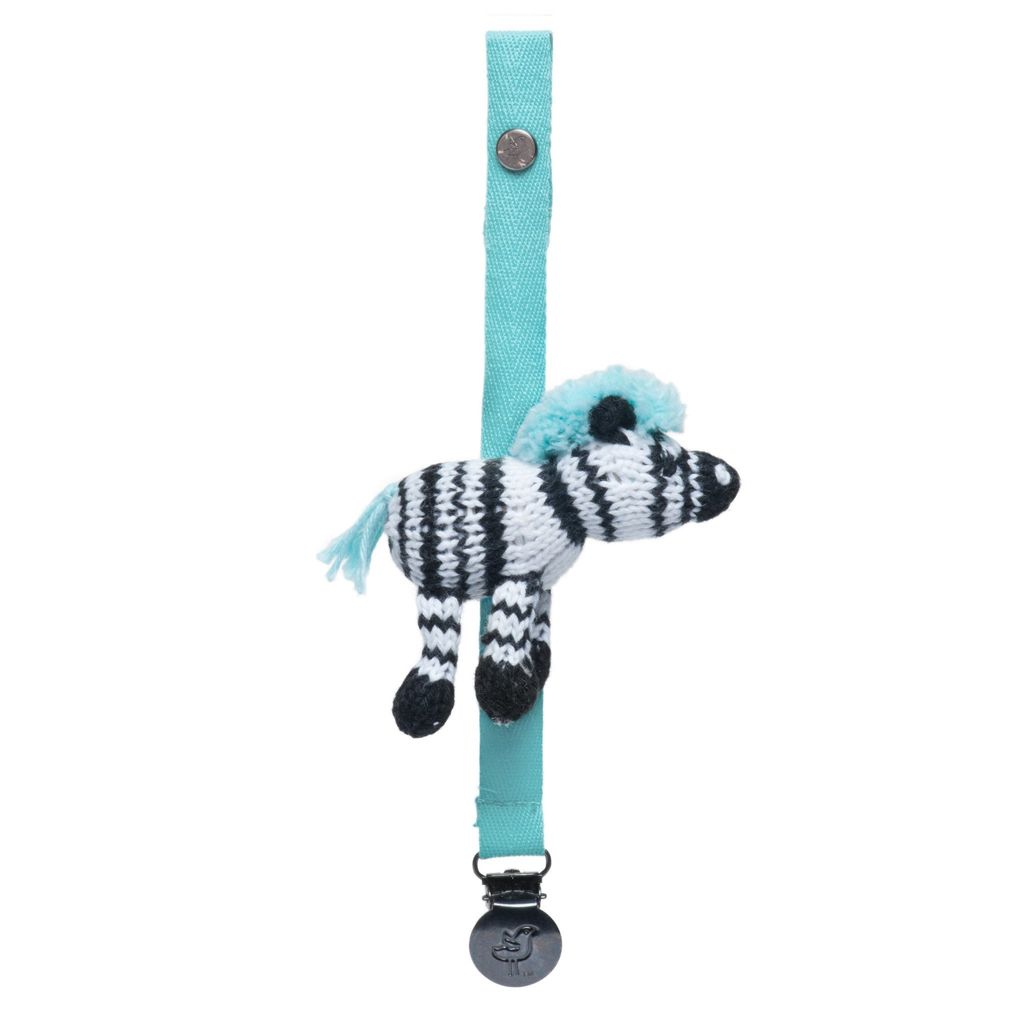 Finn + Emma Pacifier Holder