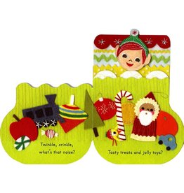 Chronicle Books My Little Stocking by Sara Gillingham: