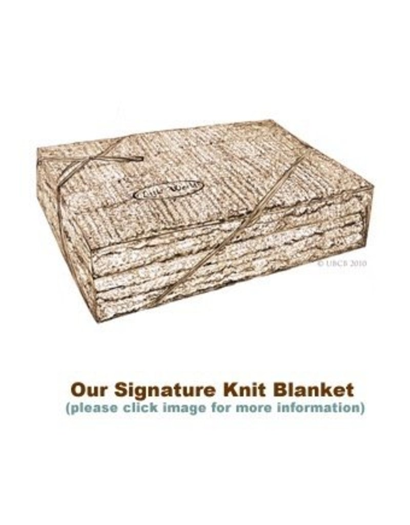 Little World Baby Crib Blanket