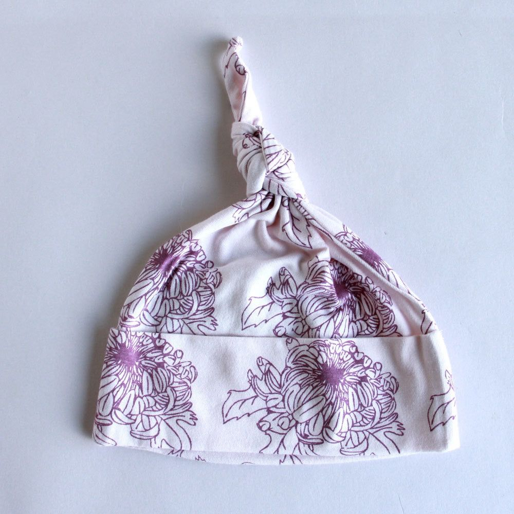Kate Quinn Organics Knot Hat