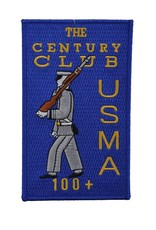 The Century Club Patch