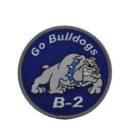 B-2 Company Patch