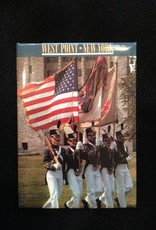Color Guard Magnet (vertical)