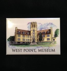 West Point Museum Magnet