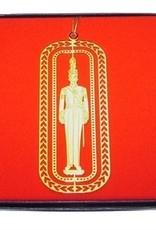 Cadet Brass Ornament