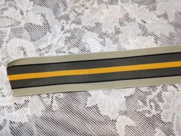 1 1/2 inch Custom DUSA Ribbon (Sold by the Yard)