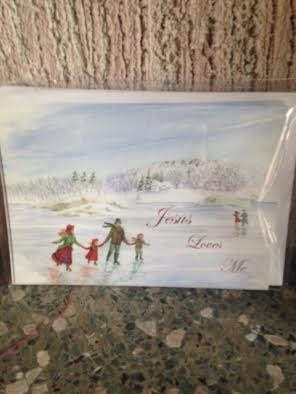 Christmas Cards (Pack of Ten)