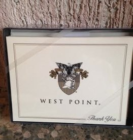 West Point /Thank You Note (Pack of Ten)