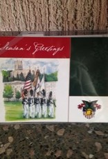 Color Guard Holiday Cards