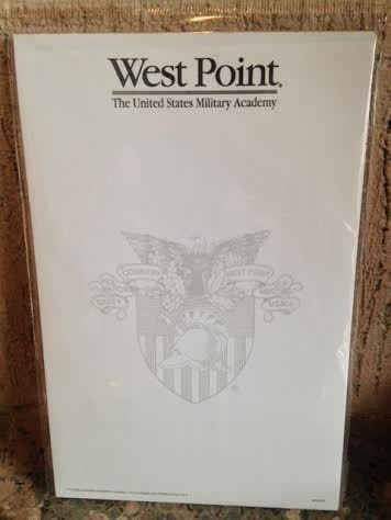 West Point Notepad