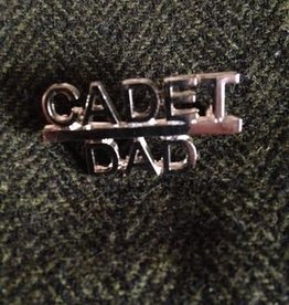 Cadet Dad Lapel Pin