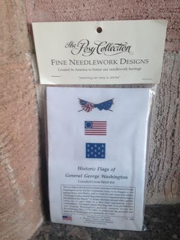 Historic Flags of George Washington