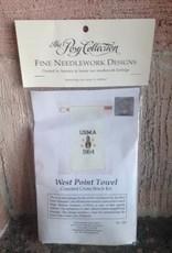 West Point Towel/Cross Stitch