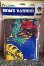 40 X 28 Home Banner with USMA Crest