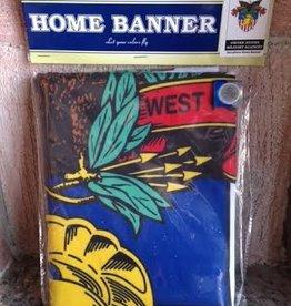 USMA Crest Home Banner (40 x 28)