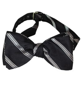 Subdued West Point Crest SIlk Bowtie
